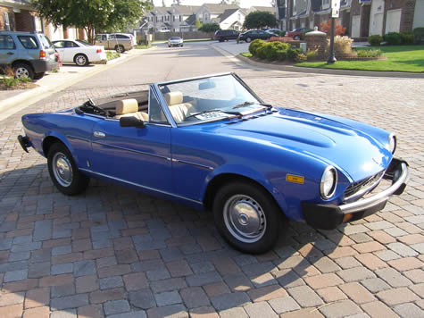 1981 Fiat 124 for Sale