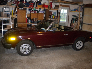 1979 Fiat 124 For Sale