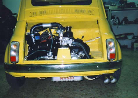 Fiat 500 30 horse engine for sale