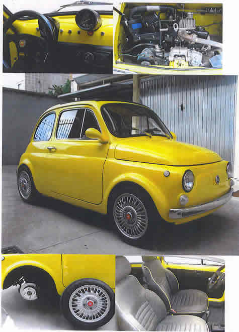 Performance Fiat 500 For Sale